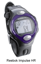 Reebok Impulse Heart Rate Monitor