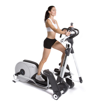 Smooth Agile DMT-X2 Elliptical Trainer
