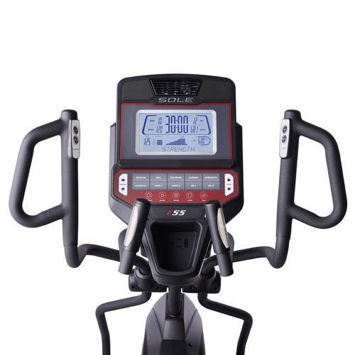Sole Fitness E55 Console