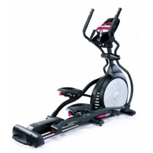 Sole E95 Front Drive Elliptical Trainer with adjustable footpad angles