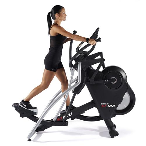 The Sole ST300 Strider is a Brand New Hybrid Elliptical ...