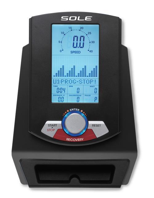 Sole ST600 Strider Console Display