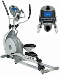 Spirit XE 350 Elliptical Trainer