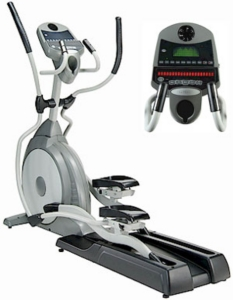 Spirit XE 550 Elliptical Trainer
