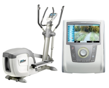 Tunturi C85 Elliptical Cross Trainer