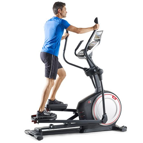 Proform Elliptical Trainers - The Pro 16.9 Front Drive Series