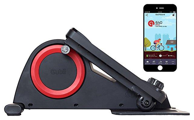 Cubii Under Desk Elliptical Trainer With Bluetooth Tracking