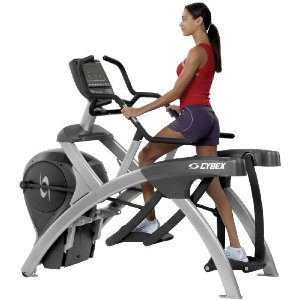 Cybex 750A Elliptical Trainer Side View