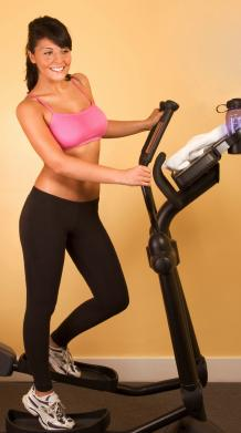 Elliptical Home Trainer Workouts