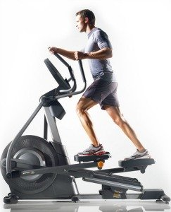 Epic A35E Elliptical Trainer