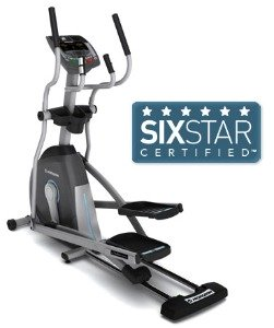 Horizon EX-58 Elliptical Trainer