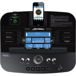 Life Fitness Track Connect Advanced Console