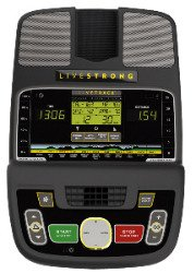 Livestrong LS10.0E Console