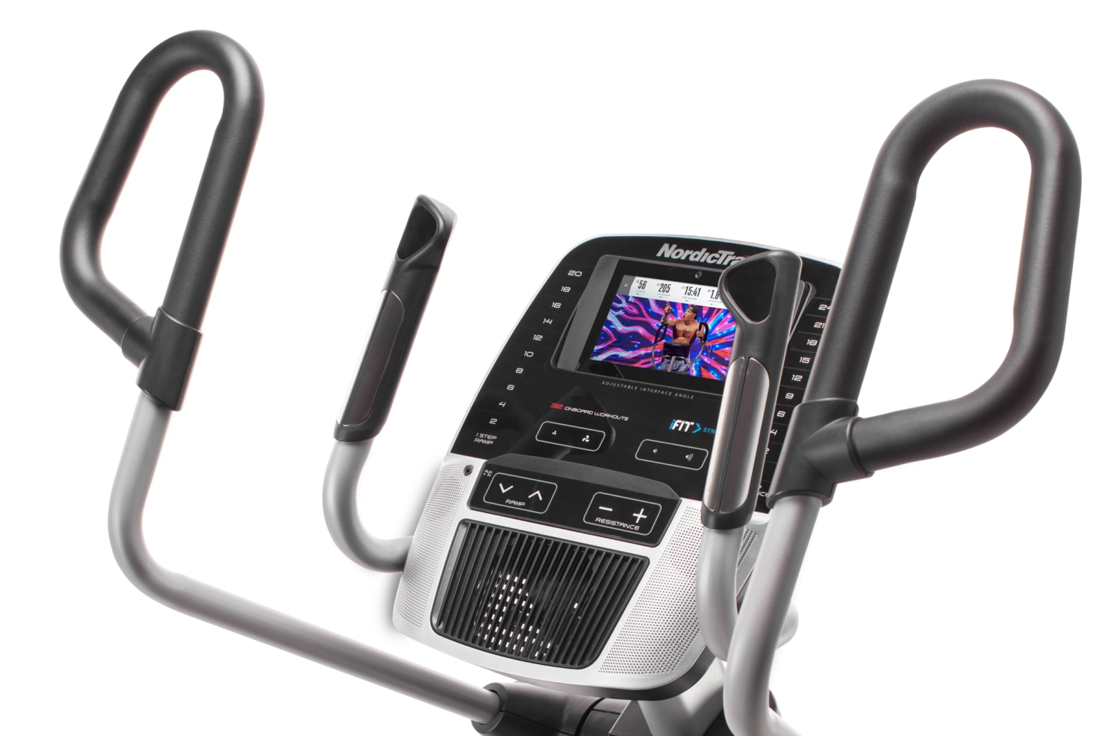NordicTrack C 9.5 Console With iFit Coach and Google Maps