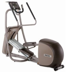 Precor EFX 5.35 Elliptical Crosstrainer