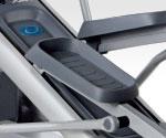 Precor EFX576i Crossramp Technology