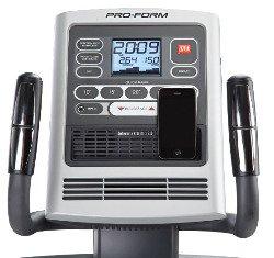 Proform 890E Console