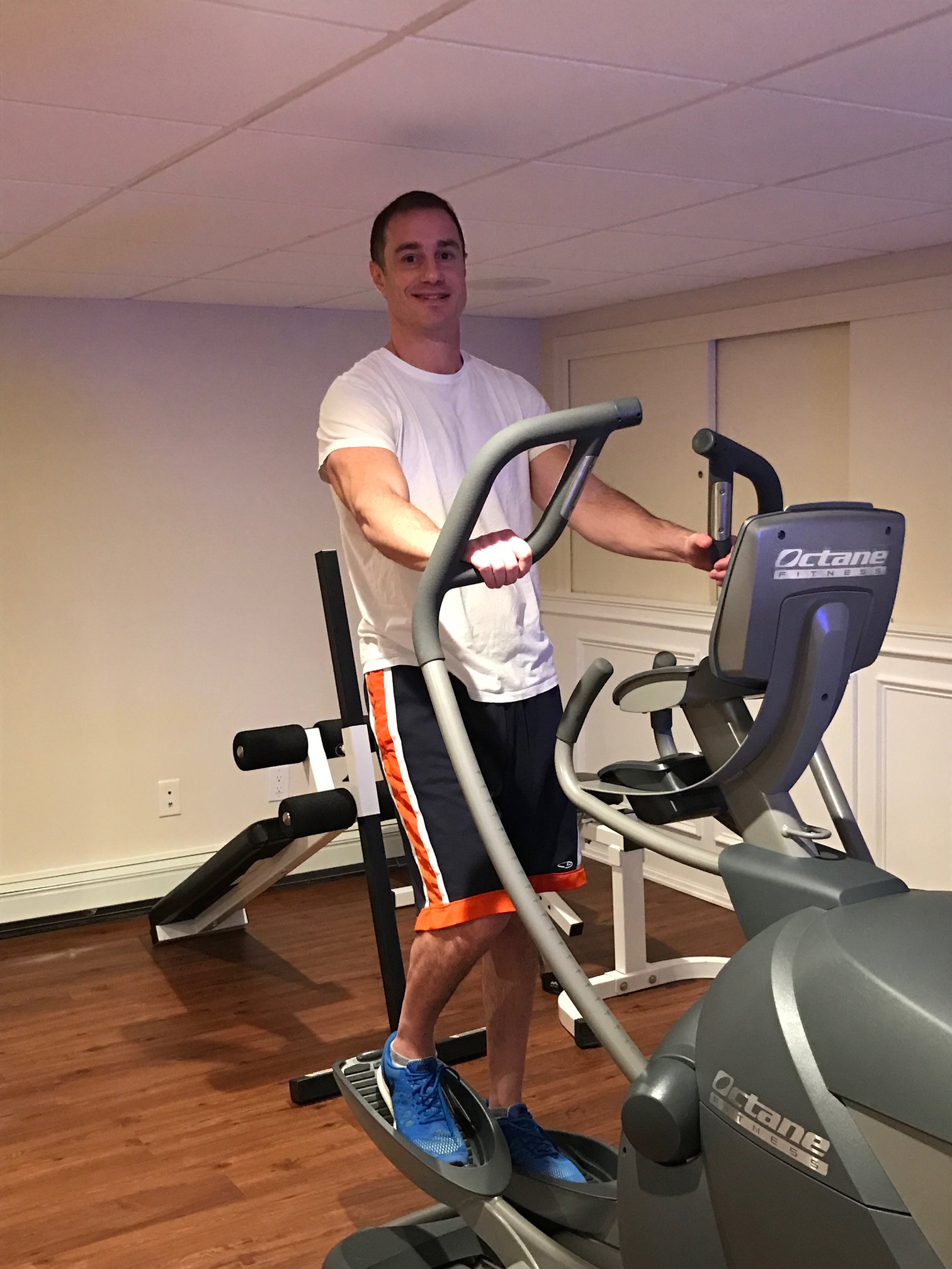 Elliptical Reviews - Our In-House Expert on an Octane Q47 Cross Trainer