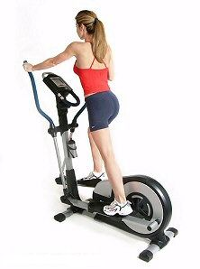 Smooth CE Elliptical Trainer
