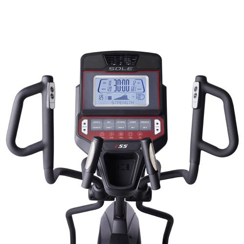 Sole E55 Console With Bluetooth Workout Tracking