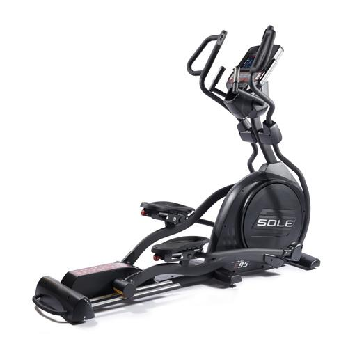 Sole E95 Elliptical 2021 Model With Bluetooth tracking and #1 Pick