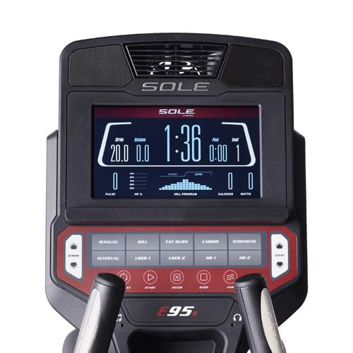 Sole E95S Console With Bluetooth Workout Tracking