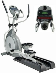Spirit XE 550 Elliptical Trainer
