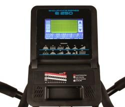 TruPace E250 Elliptical Console