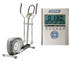 Tunturi C20 Elliptical Trainer