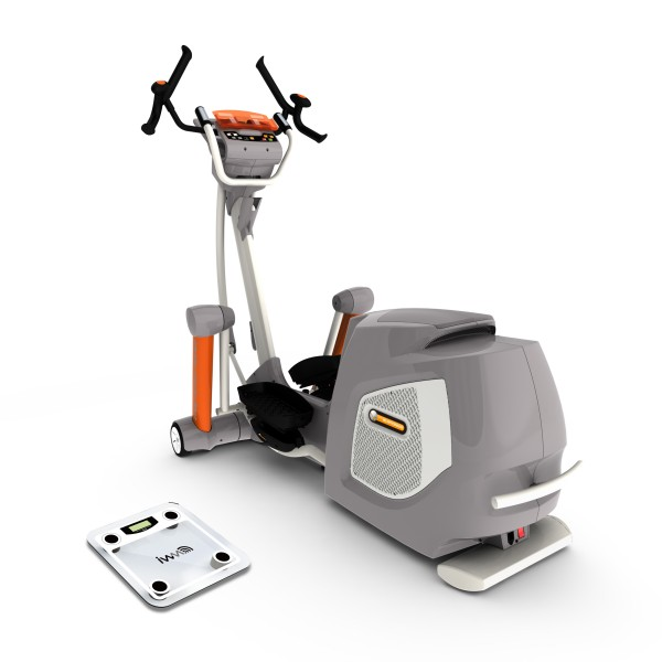 Yowza Islamorada Elliptical Trainer